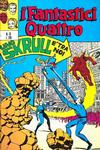 Cover for I Fantastici Quattro (Editoriale Corno, 1971 series) #13