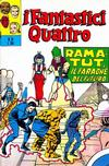 Cover for I Fantastici Quattro (Editoriale Corno, 1971 series) #14