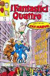 Cover for I Fantastici Quattro (Editoriale Corno, 1971 series) #15