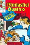 Cover for I Fantastici Quattro (Editoriale Corno, 1971 series) #17