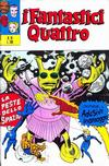 Cover for I Fantastici Quattro (Editoriale Corno, 1971 series) #19