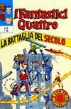 Cover for I Fantastici Quattro (Editoriale Corno, 1971 series) #20