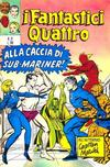 Cover for I Fantastici Quattro (Editoriale Corno, 1971 series) #21