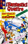 Cover for I Fantastici Quattro (Editoriale Corno, 1971 series) #22