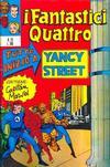 Cover for I Fantastici Quattro (Editoriale Corno, 1971 series) #23