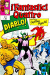 Cover for I Fantastici Quattro (Editoriale Corno, 1971 series) #24