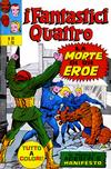 Cover for I Fantastici Quattro (Editoriale Corno, 1971 series) #26