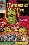 Cover for I Fantastici Quattro (Editoriale Corno, 1971 series) #45