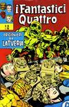 Cover for I Fantastici Quattro (Editoriale Corno, 1971 series) #83