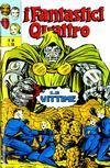 Cover for I Fantastici Quattro (Editoriale Corno, 1971 series) #84