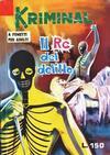 Cover for Kriminal (Editoriale Corno, 1964 series) #1