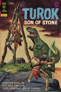 Cover Thumbnail for Turok, Son of Stone (Western, 1962 series) #80 [15¢]
