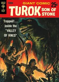 Cover Thumbnail for Turok, Son of Stone (Western, 1966 series) #1