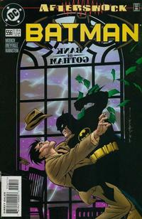 Cover Thumbnail for Batman (DC, 1940 series) #556 [Direct Edition]