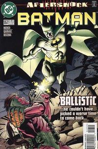 Cover Thumbnail for Batman (DC, 1940 series) #557