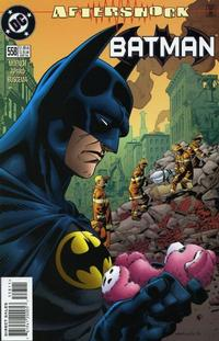 Cover Thumbnail for Batman (DC, 1940 series) #558 [Direct Edition]