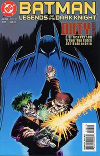 Cover Thumbnail for Batman: Legends of the Dark Knight (DC, 1992 series) #106