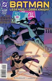 Cover Thumbnail for Batman: Legends of the Dark Knight (DC, 1992 series) #109