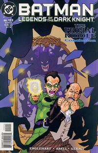Cover Thumbnail for Batman: Legends of the Dark Knight (DC, 1992 series) #111