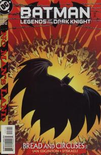 Cover Thumbnail for Batman: Legends of the Dark Knight (DC, 1992 series) #117
