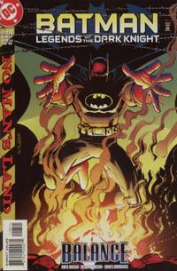 Cover Thumbnail for Batman: Legends of the Dark Knight (DC, 1992 series) #118