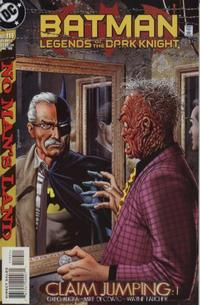 Cover Thumbnail for Batman: Legends of the Dark Knight (DC, 1992 series) #119