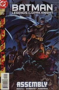 Cover Thumbnail for Batman: Legends of the Dark Knight (DC, 1992 series) #120