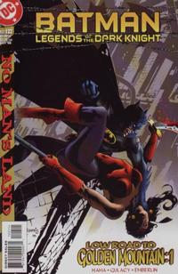 Cover Thumbnail for Batman: Legends of the Dark Knight (DC, 1992 series) #122