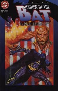Cover Thumbnail for Batman: Shadow of the Bat (DC, 1992 series) #6