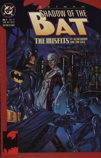 Cover for Batman: Shadow of the Bat (DC, 1992 series) #7