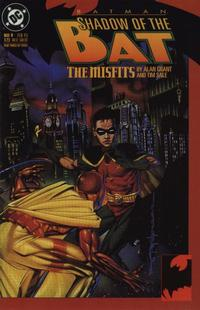 Cover Thumbnail for Batman: Shadow of the Bat (DC, 1992 series) #9