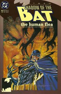 Cover Thumbnail for Batman: Shadow of the Bat (DC, 1992 series) #12