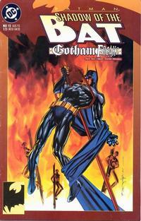 Cover Thumbnail for Batman: Shadow of the Bat (DC, 1992 series) #15
