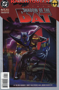 Cover Thumbnail for Batman: Shadow of the Bat (DC, 1992 series) #25