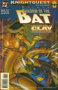 Cover Thumbnail for Batman: Shadow of the Bat (DC, 1992 series) #26