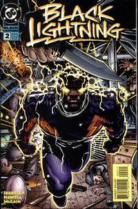 Cover Thumbnail for Black Lightning (DC, 1995 series) #2