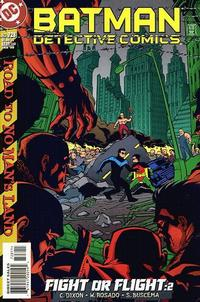 Cover Thumbnail for Detective Comics (DC, 1937 series) #728