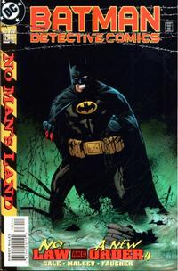 Cover Thumbnail for Detective Comics (DC, 1937 series) #730