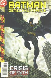 Cover Thumbnail for Detective Comics (DC, 1937 series) #733 [Direct Edition]