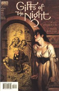 Cover Thumbnail for Gifts of the Night (DC, 1999 series) #3