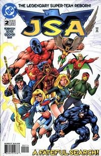 Cover Thumbnail for JSA (DC, 1999 series) #2