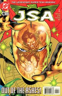 Cover Thumbnail for JSA (DC, 1999 series) #4 [Direct Sales]