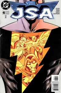 Cover Thumbnail for JSA (DC, 1999 series) #6 [Direct Sales]