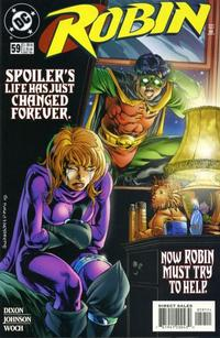 Cover Thumbnail for Robin (DC, 1993 series) #59