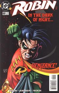 Cover Thumbnail for Robin (DC, 1993 series) #60