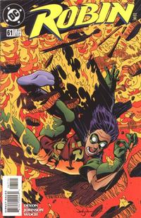 Cover Thumbnail for Robin (DC, 1993 series) #61