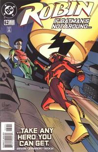 Cover Thumbnail for Robin (DC, 1993 series) #62