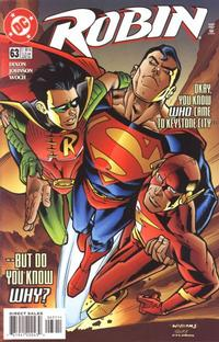 Cover Thumbnail for Robin (DC, 1993 series) #63