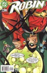 Cover Thumbnail for Robin (DC, 1993 series) #64