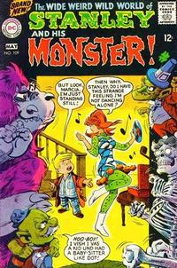 Cover for Stanley and His Monster (DC, 1968 series) #109